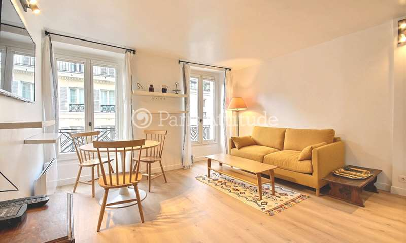 Location Appartement 1 Chambre 42m² rue de Poissy, 5 Paris