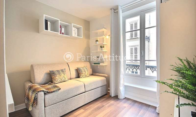 Rent Apartment Studio 17m² rue Augereau, 7 Paris