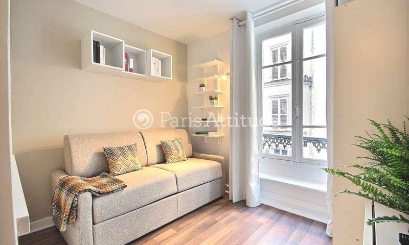 Location Appartement Studio 17m² rue Augereau, 7 Paris