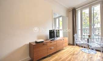 Location Appartement 1 Chambre 38m² boulevard Murat, 16 Paris