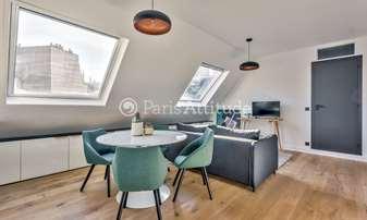 Rent Apartment 1 Bedroom 42m² rue Decamps, 16 Paris