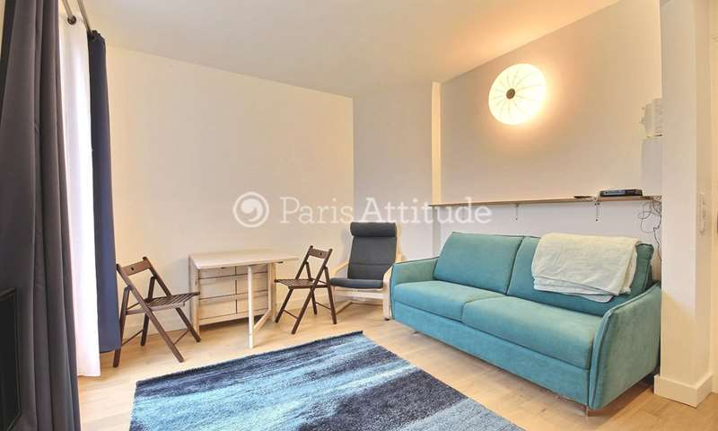 Rent Apartment 1 Bedroom 29m² rue du Cambodge, 20 Paris