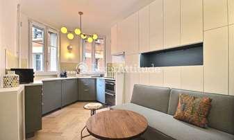 Rent Apartment 1 Bedroom 26m² place violet, 15 Paris