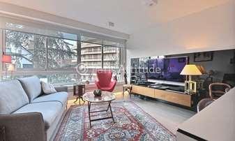 Rent Apartment 1 Bedroom 52m² rue Chardon Lagache, 16 Paris
