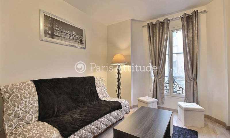 Rent Apartment Studio 24m² rue de la Colonie, 13 Paris
