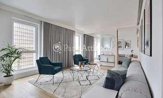 Rent Apartment 2 Bedrooms 121m² avenue de France, 13 Paris