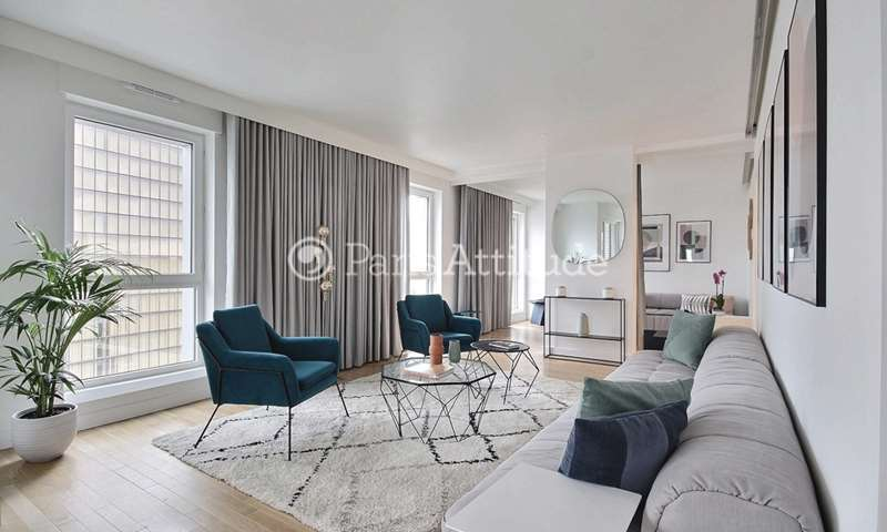 Rent Apartment 2 Bedrooms 121m² avenue de France, 13 Paris
