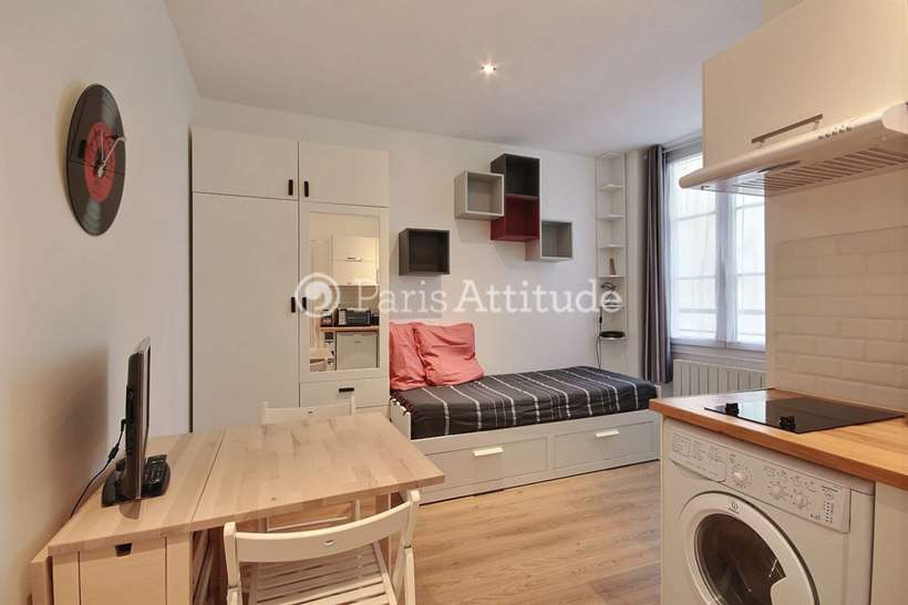 Aluguel Apartamento mobiliado Quitinete 15m² rue du Faubourg Saint Antoine, 75011 Paris