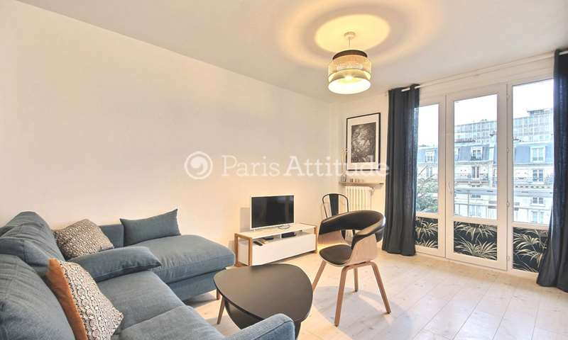 Rent Apartment 1 Bedroom 44m² quai de la Gironde, 19 Paris