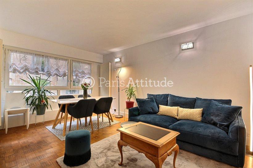 Rent furnished Apartment 1 Bedroom 52m² rue Lacepede, 75005 Paris