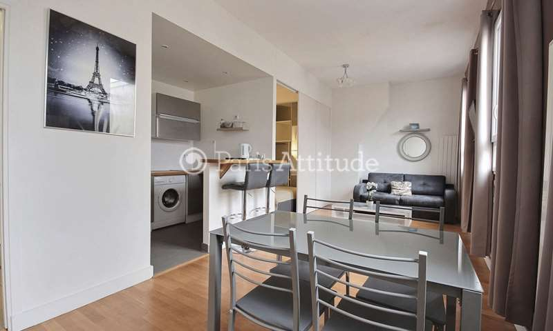 Location Appartement Alcove Studio 37m² avenue de Messine, 8 Paris