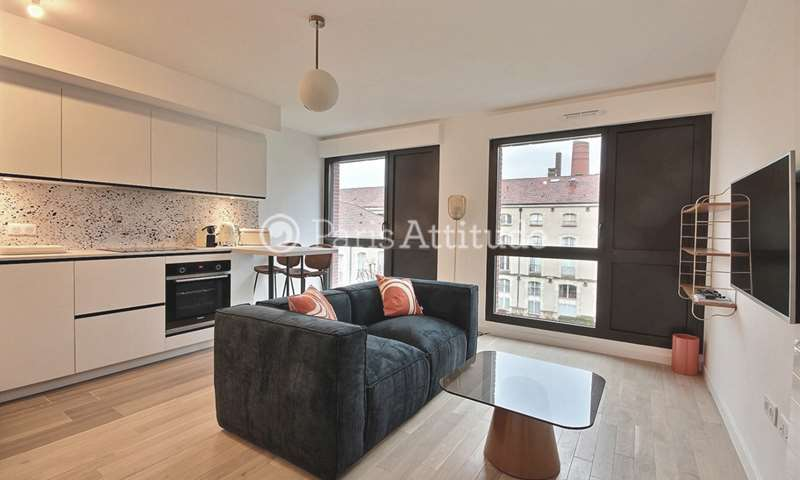 Location Appartement 1 Chambre 44m² rue Michelet, 92130 Issy les Moulineaux