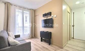Rent Apartment 1 Bedroom 25m² rue Leon Frot, 11 Paris