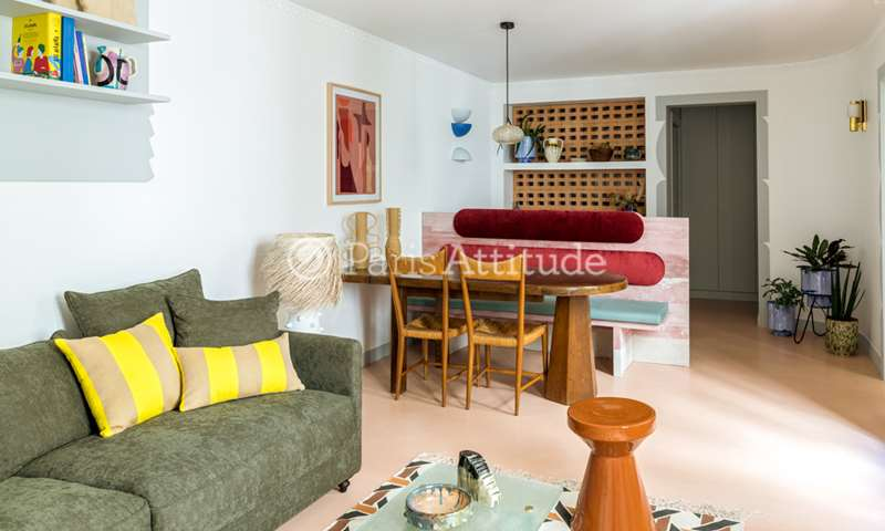 Rent Apartment 2 Bedrooms 57m² rue de Clery, 2 Paris