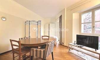 Rent Apartment Studio 35m² rue d Hauteville, 10 Paris