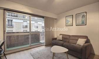 Rent Apartment Studio 27m² rue Sebastien Mercier, 15 Paris