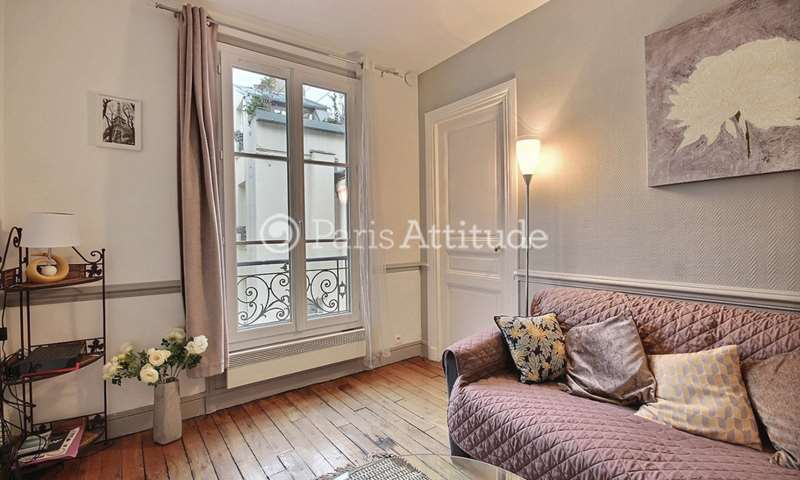 Rent Apartment 1 Bedroom 30m² rue Saint Paul, 4 Paris