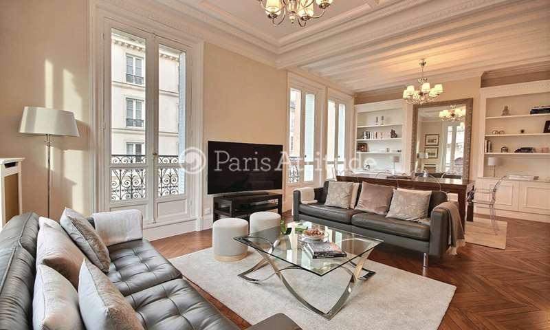 Location Appartement 3 Chambres 110m² rue de Sevigne, 4 Paris