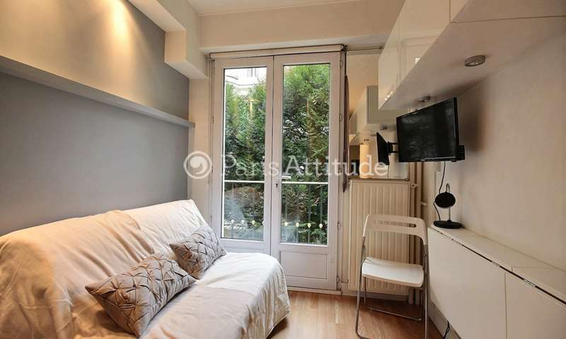 Rent Apartment Studio 12m² rue de l Yvette, 16 Paris