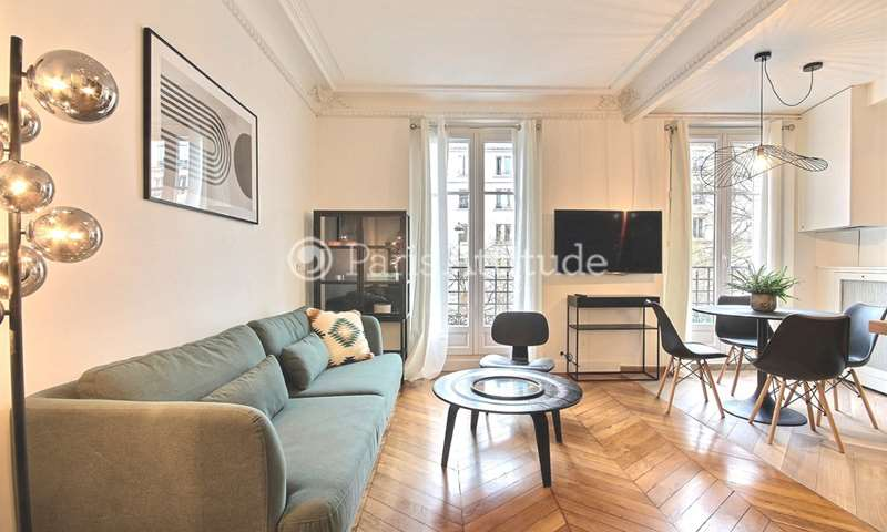 Rent Apartment 2 Bedrooms 60m² Avenue Philippe Auguste, 11 Paris
