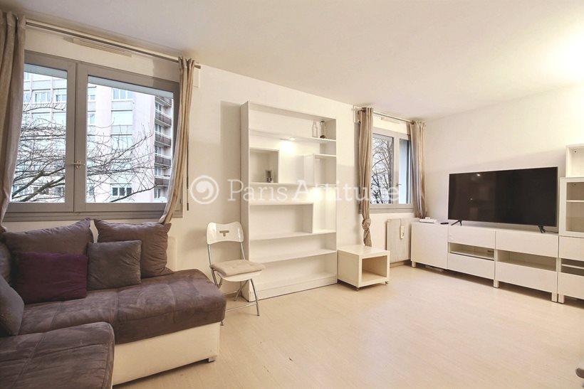 Rent furnished Apartment 1 Bedroom 51m² avenue du General de Gaulle, 92800 Puteaux
