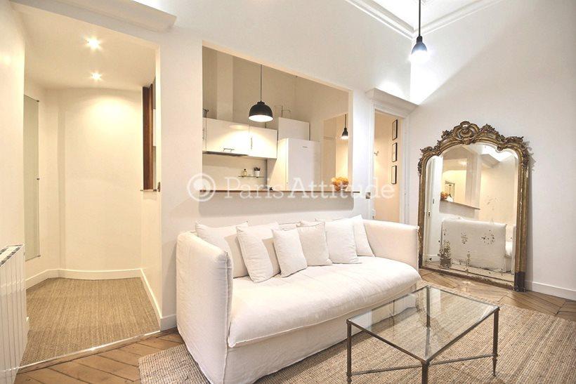 Louer Appartement meublé 1 Chambre 40m² avenue Pierre 1er de Serbie, 75016 Paris