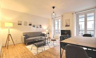 Rent Apartment 1 Bedroom 45m² rue de l Annonciation, 16 Paris