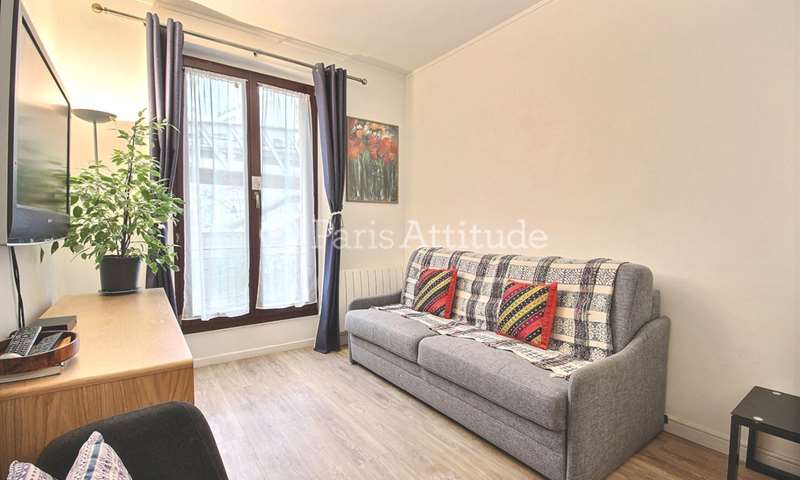 Rent Apartment 1 Bedroom 30m² boulevard de Grenelle, 15 Paris
