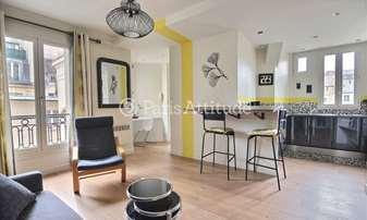 Location Appartement 1 Chambre 36m² rue Dussoubs, 2 Paris