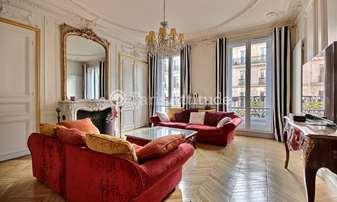 Rent Apartment 3 Bedrooms 113m² rue La Fayette, 9 Paris