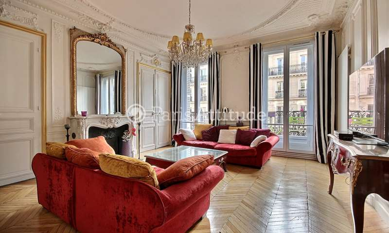 Rent Apartment 3 Bedrooms 113m² rue La Fayette, 9 Paris