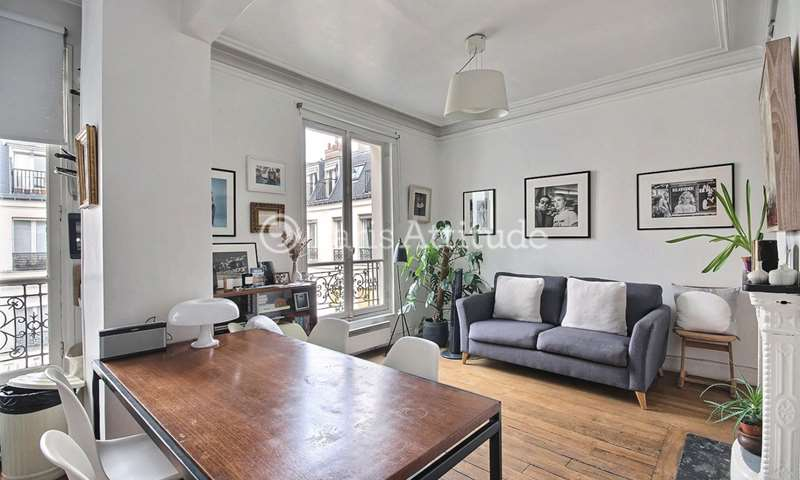 Rent Apartment 2 Bedrooms 49m² rue Vieille du Temple, 3 Paris