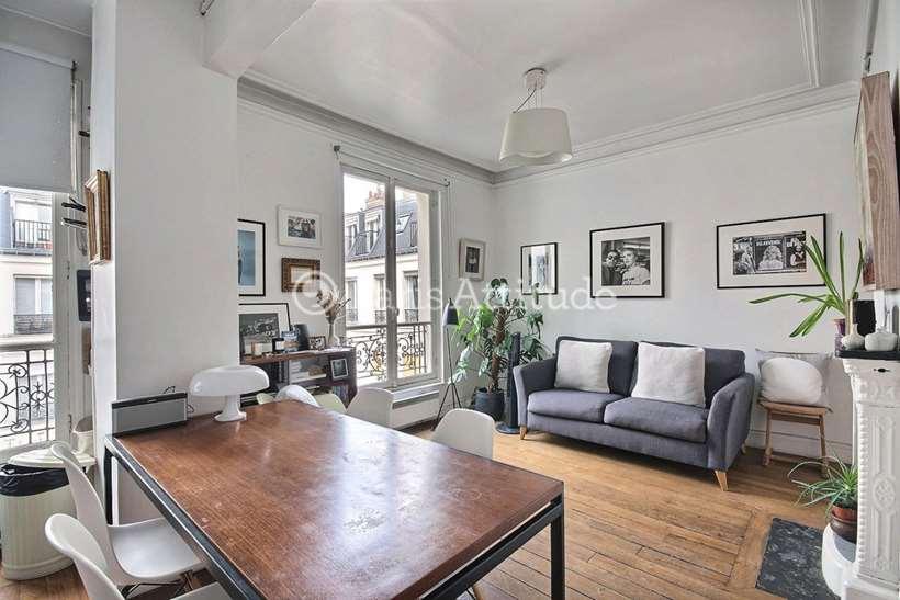 Louer Appartement meublé 2 Chambres 49m² rue Vieille du Temple, 75003 Paris