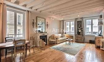 Rent Apartment 2 Bedrooms 77m² rue du Faubourg Saint Antoine, 12 Paris