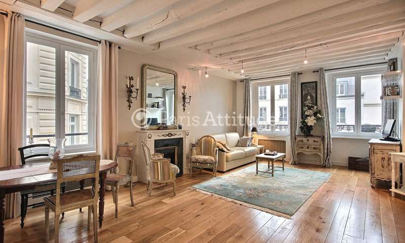 Rent Apartment 2 Bedrooms 77m² rue du Faubourg Saint Antoine, 12 Paris
