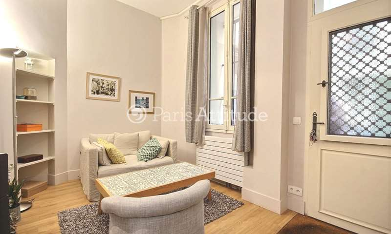 Rent Apartment 1 Bedroom 25m² rue de Navarin, 9 Paris