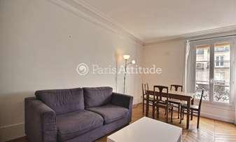 Rent Apartment 2 Bedrooms 59m² rue Ordener, 18 Paris
