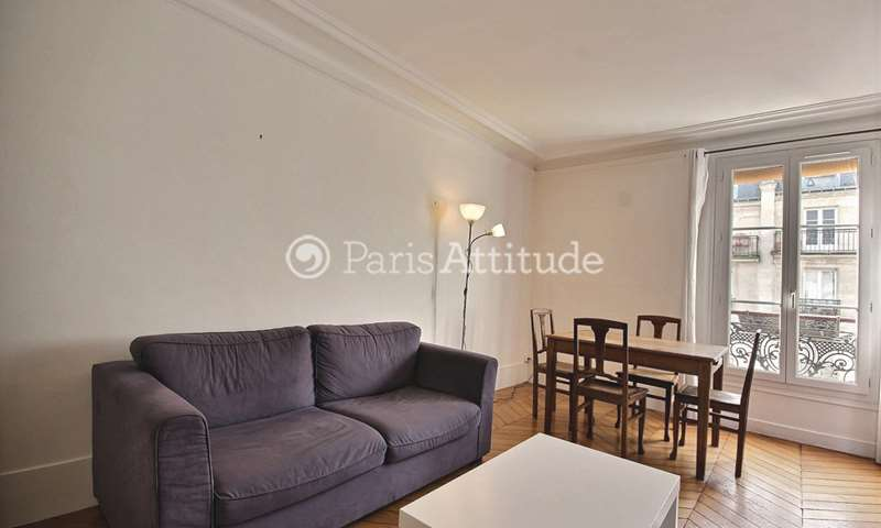 Rent Apartment 2 Bedrooms 59m² rue Ordener, 18 Paris