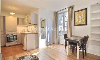 Rent Apartment 1 Bedroom 30m² rue Doudeauville, 18 Paris