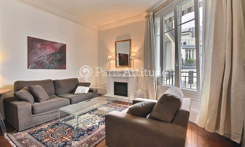 Location Appartement Alcove Studio 37m² square Mignot, 75016 Paris
