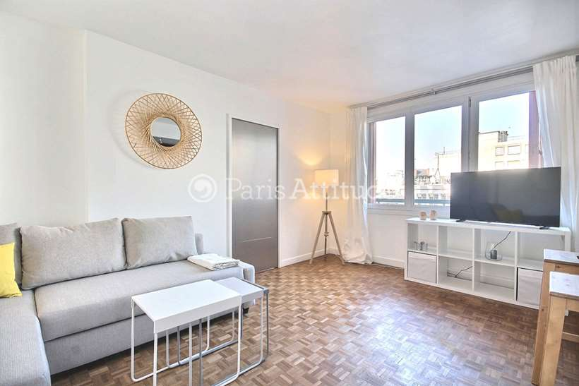 Rent furnished Apartment 1 Bedroom 45m² rue Dutot, 75015 Paris