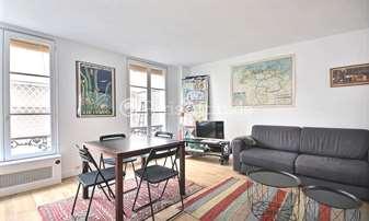 Rent Apartment 2 Bedrooms 50m² rue du Cherche Midi, 6 Paris