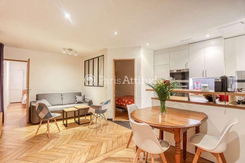 Aluguel Apartamento mobiliado 2 quartos 53m² rue Cadet, 75009 Paris