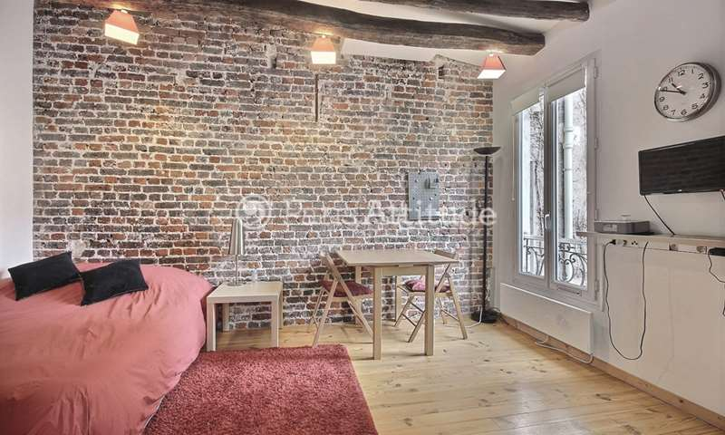 Rent Apartment Studio 19m² avenue Parmentier, 75011 Paris