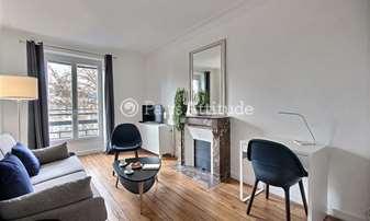 Rent Apartment 1 Bedroom 50m² avenue Gallieni, 94160 Saint Mandé