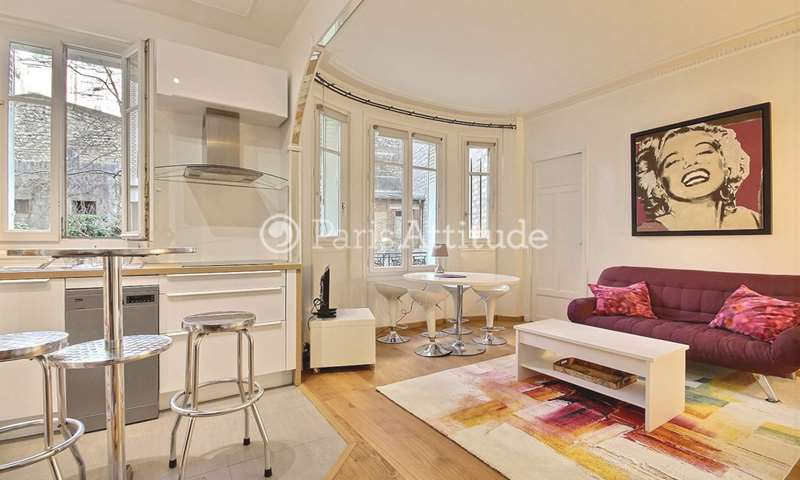 Location Appartement 1 Chambre 45m² boulevard de Grenelle, 75015 Paris