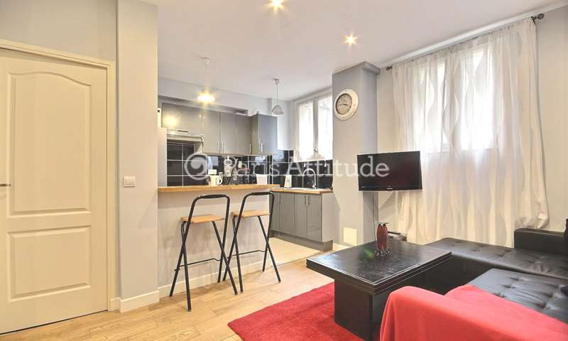 Location Appartement 1 Chambre 36m² boulevard Murat, 16 Paris