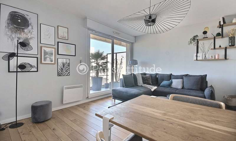 Rent Apartment 1 Bedroom 48m² avenue de Saint Mande, 12 Paris