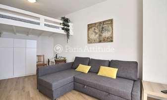 Rent Apartment Studio 22m² rue Charles Moureu, 13 Paris