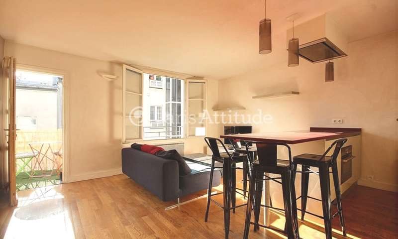 Rent Apartment 1 Bedroom 45m² rue de la Harpe, 75005 Paris